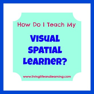 How do I Teach My Visual Spatial Learner?