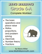 Math Mammoth Review – Grade 6