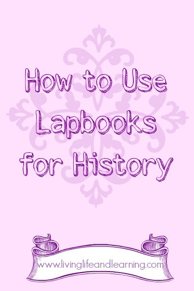 Want to know How to Use Lapbooks for History? We love using lapbooks for history, see how these hands-on booklets can make learning about history more fun for your kids. It doesn't have to be complicated and your kids will love it.