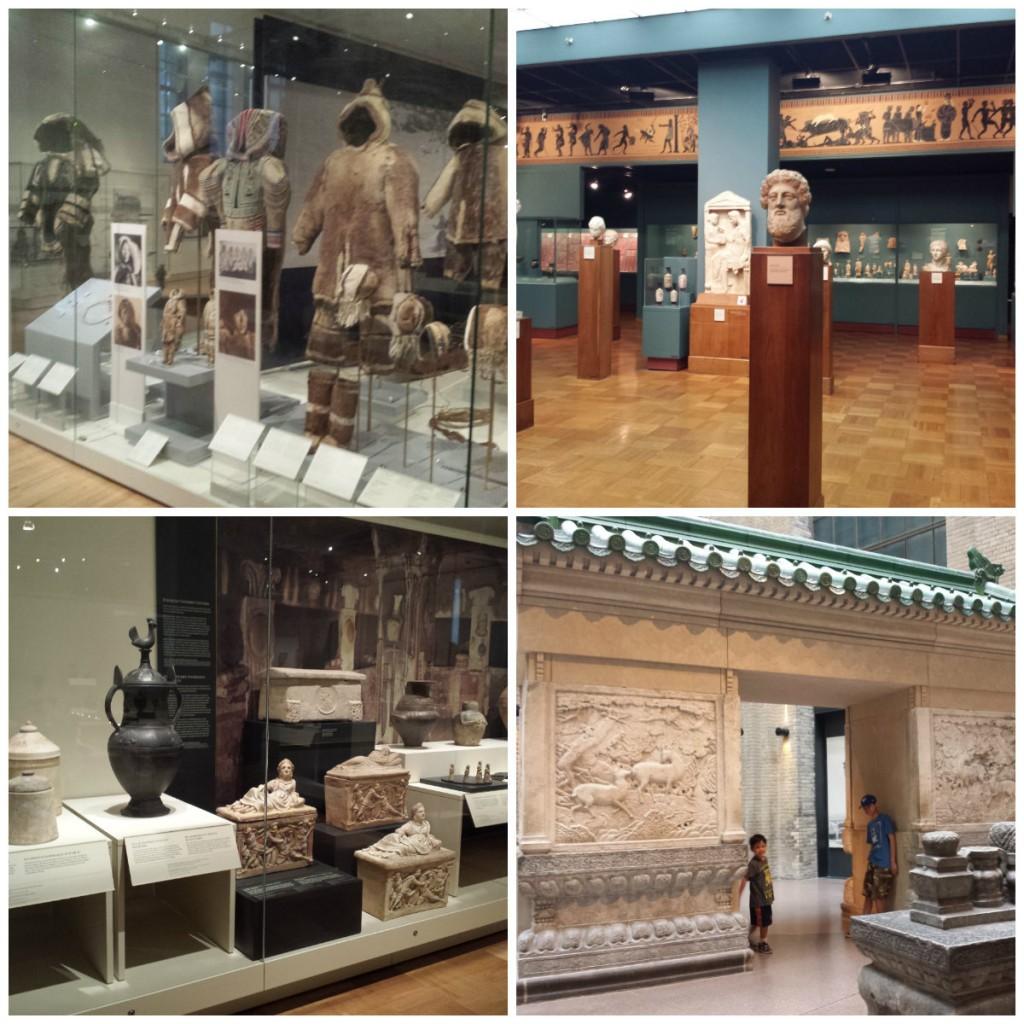 Royal Ontario Museum Review