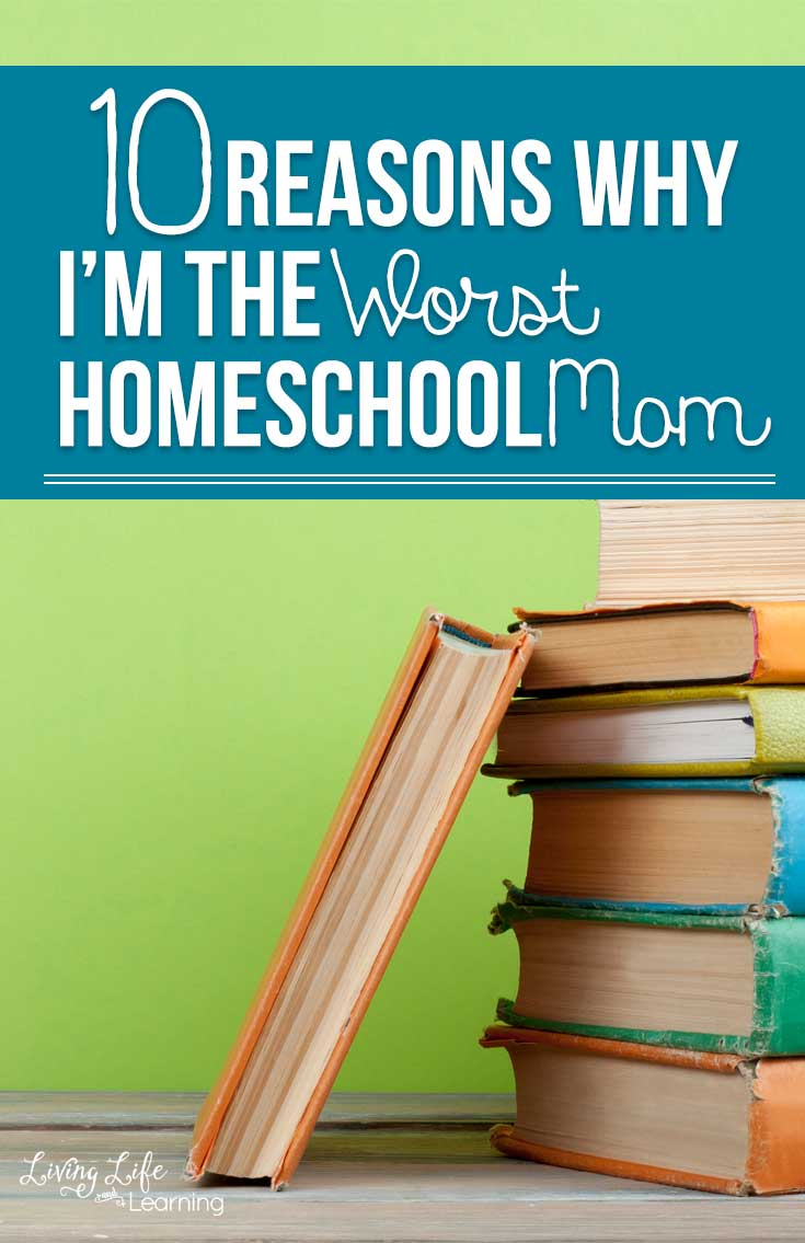 My kids think I'm the worst homeschool mom out there, if they only knew how much it's going to help them.