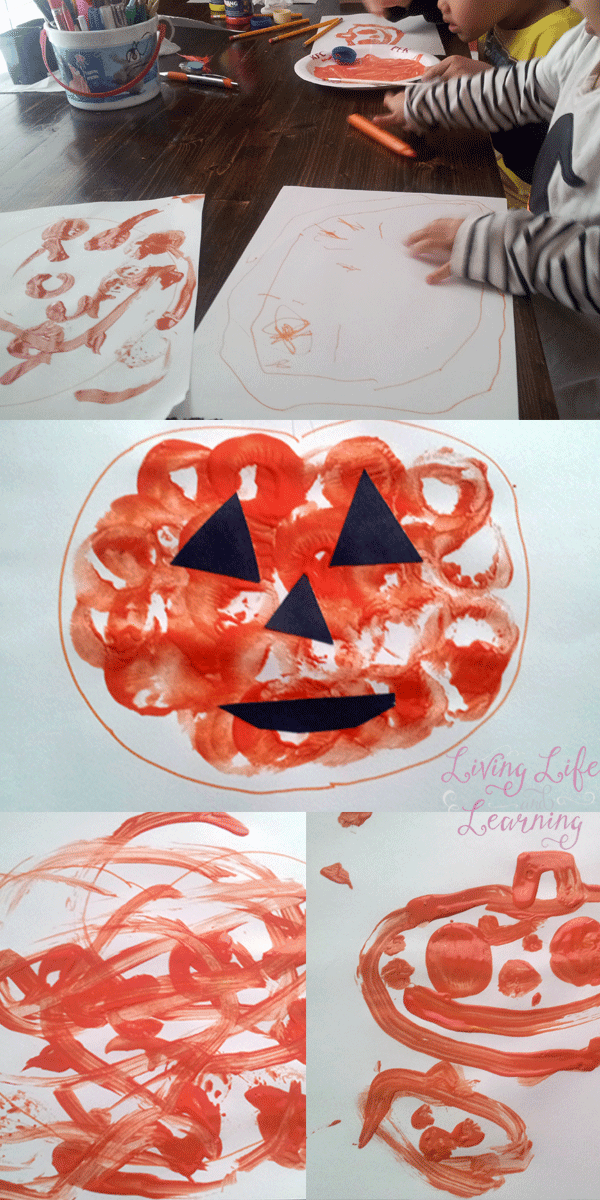 Great ways to keep you toddler happy with fun Halloween toddler activities