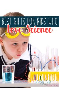 The best gift ideas for kids who love science, get your science lover some building toys or Snap Circuits to peak their scientific minds.