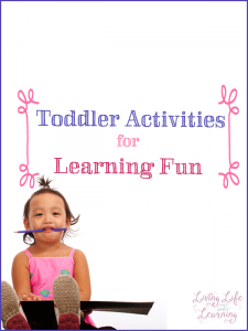 Great toddler activities to keep your toddler busy and happy