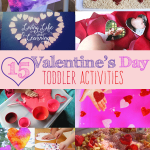 Fun ideas for Valentine's day toddler activities you have to try