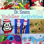 Learn with Dr.Seuss, my kids love his books and they will forever be classics, you have to try one of these Dr. Seuss toddler activities, they're great to extend beyond the books.