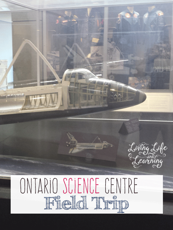 Ontario Science Centre Field Trip