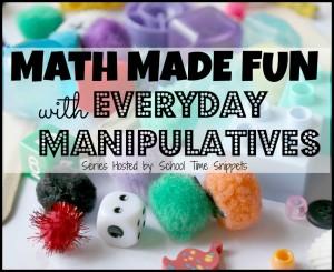 math manipulatives button