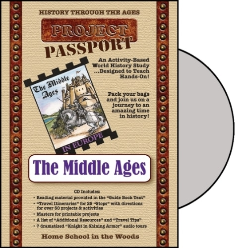 Homeschool in the Woods: The Middle Ages Review