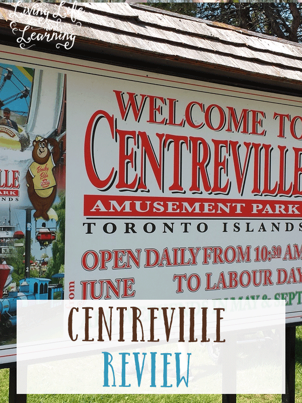 Centreville Amusement Park Review