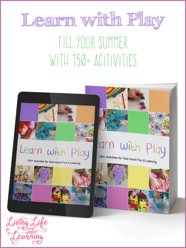 Learn with Play Activities for Young Kids