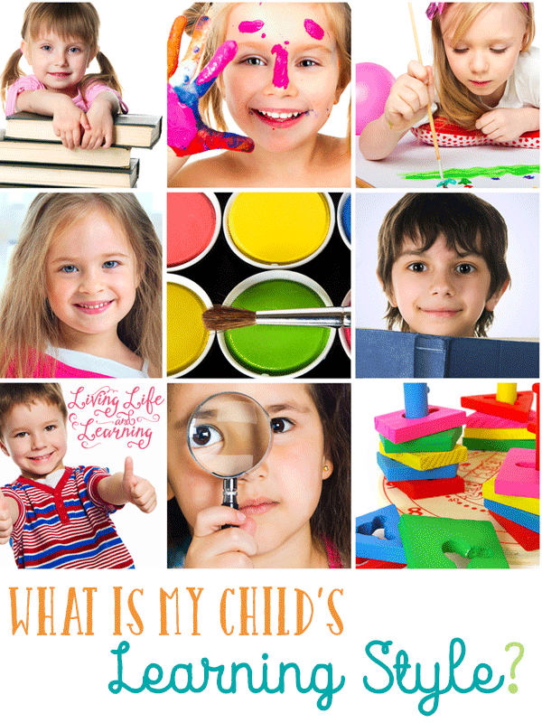 Figure out your child's learning style before you start homeschool planning