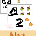There's no better way to start celebrating the season of Fall than with these fun and educational Fall Counting Mats!Perfect for Preschoolers!