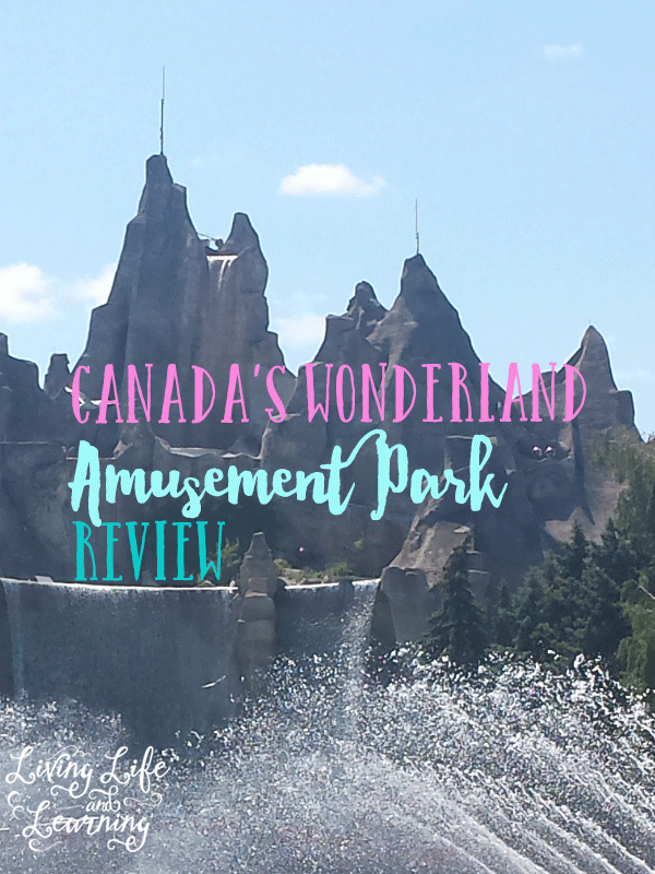 Canada's Wonderland Review