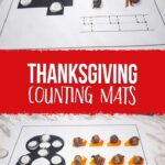 Thanksgiving Counting Mats