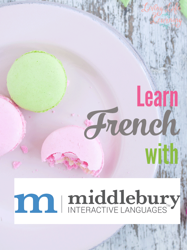 Learn French with Middlebury Interactive Languages