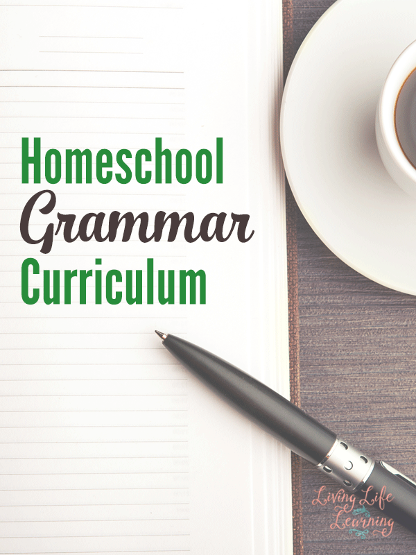 Need help picking out your homeschool grammar curriculum this year?