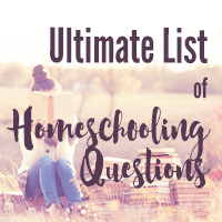 Thinking about homeschooling? Get your questions answered