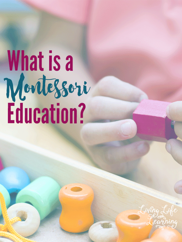 What is a Montessori Education