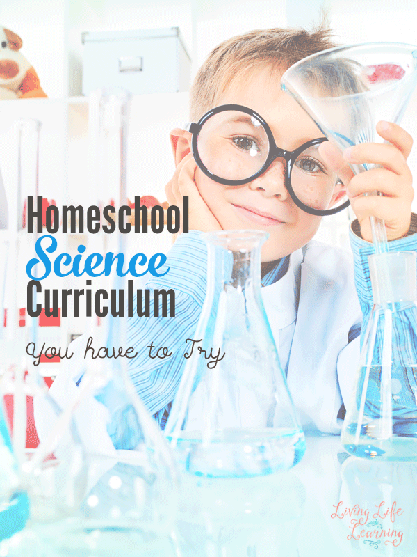 Homeschool Science Curriculum You Have to Try