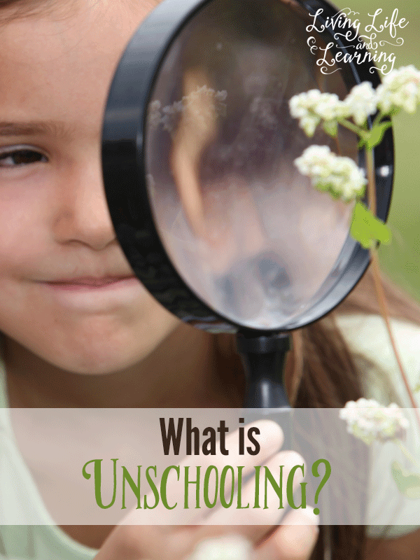 Have you thought about unschooling your children? What is unschooling?