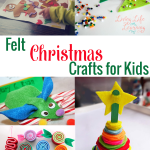 Create your own Christmas crafts with your kids this holiday season