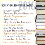 Awesome homeschool posts from the Homeschool Blogging Network - these ladies share a wealth of knowledge.