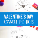 Valentine's Day Connect the Dots Printables