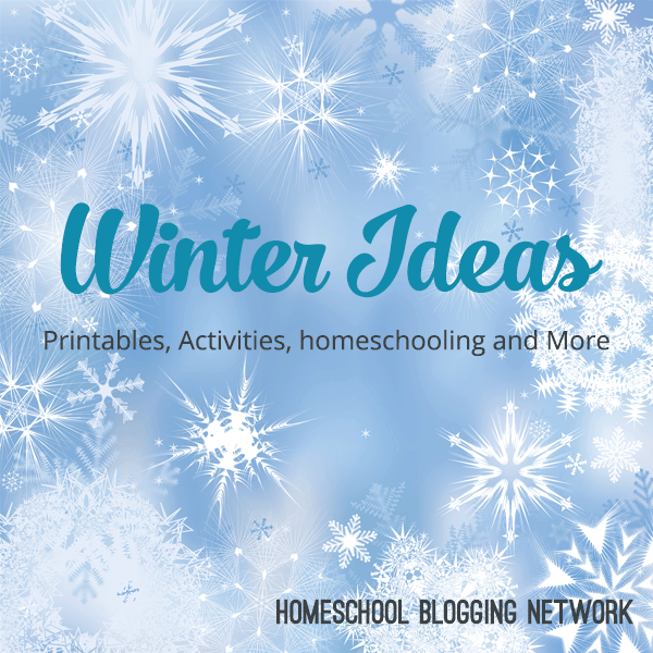 Need new ideas for your child? These winter homeschool ideas include printables, activities and free resources.
