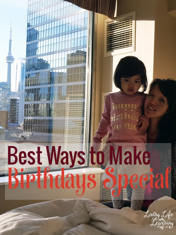Best Ways to Make Birthdays Special