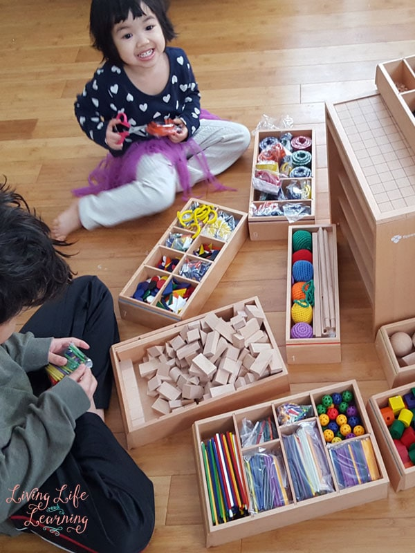 Have fun learning with Spielgaben toys, a great way to invite imaginative play