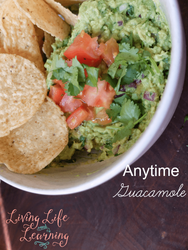 Anytime Guacamole