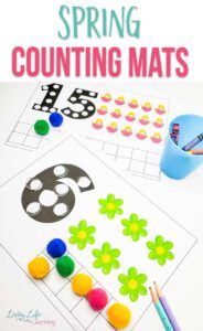Spring Counting Mats