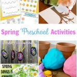 Get into the spring season with these fun spring preschool activities your kids will love and discover how much fun spring can be with your preschooler