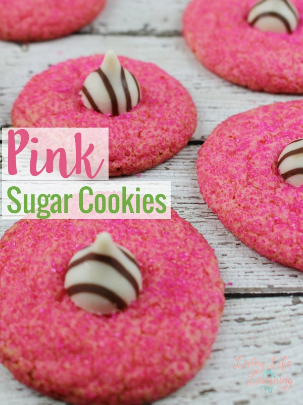 Satisfy That Sweet Tooth With These Beautiful Pink Sugar Cookies Recipe Great For Kids And