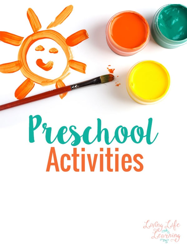 Have fun with these preschool activities so your child is never bored again