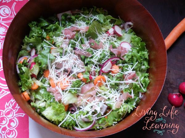 salad finale