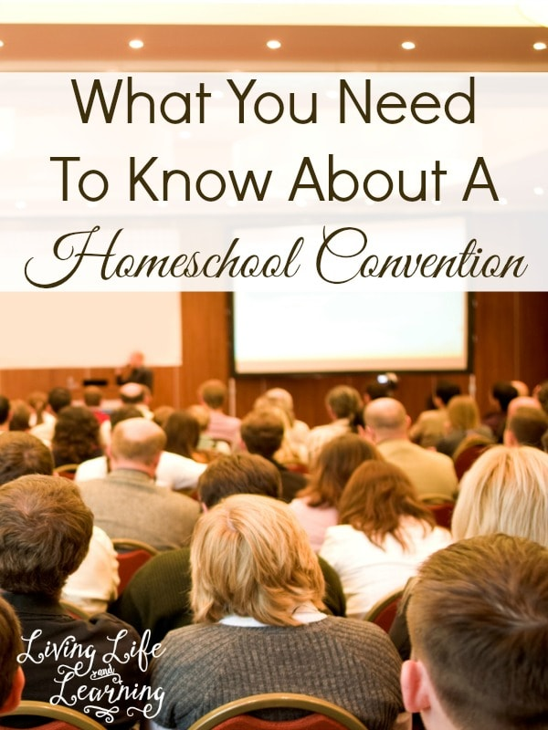 We're heading into convention seasons, to get the most out of them, plan ahead - What You Need To Know About A Homeschool Convention.