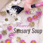 flower sensory soup