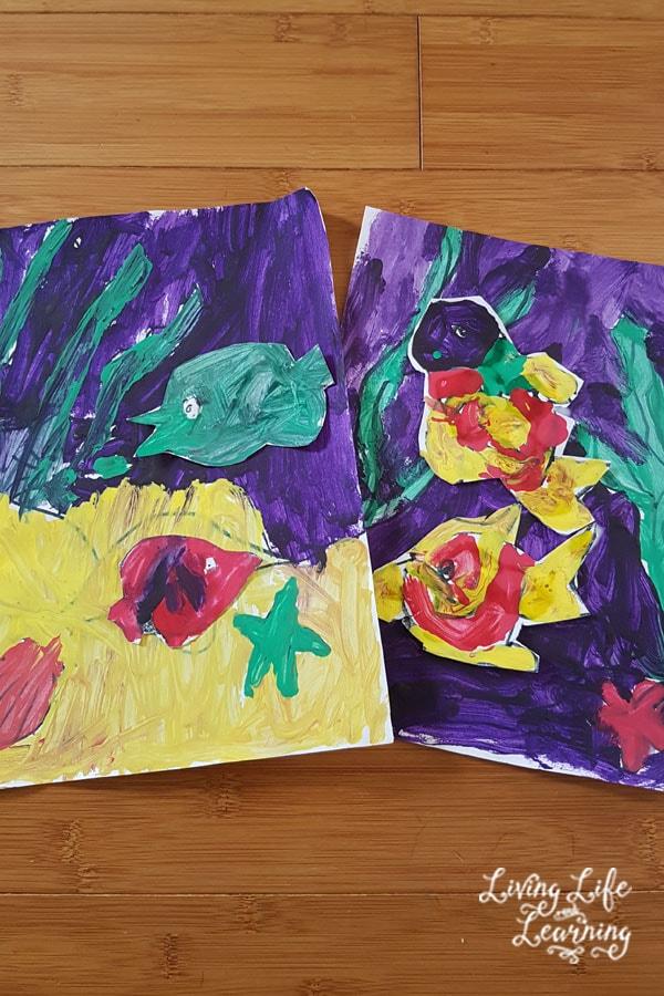 Art homeschool curriculum for kids
