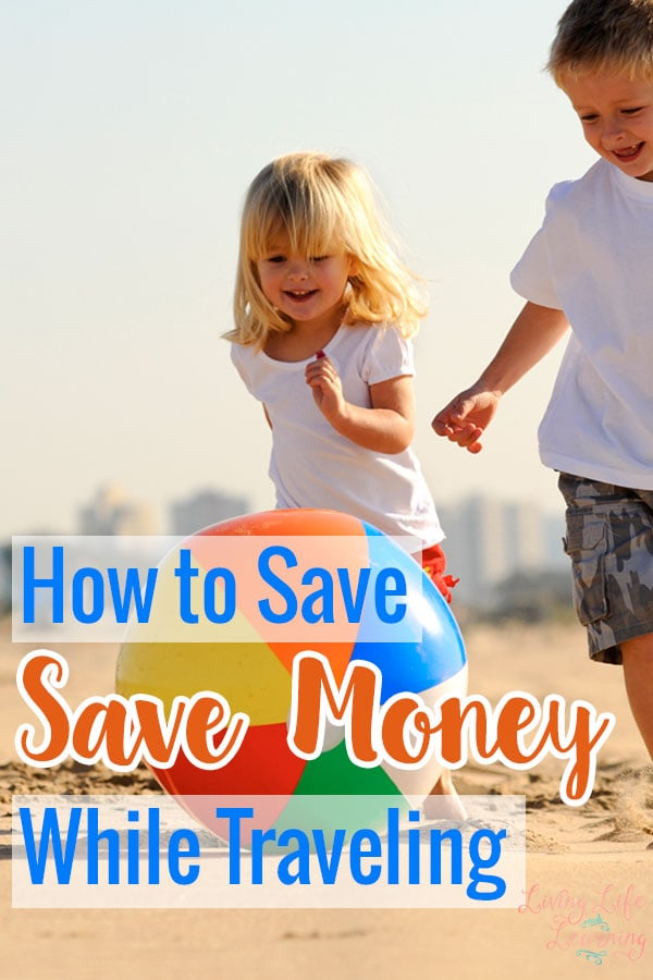Want to travel but need help planning? These 5 Ways to Save Money Traveling will be a huge help for your next vacation