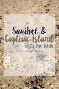 Sanibel and Captiva Island with the kids!