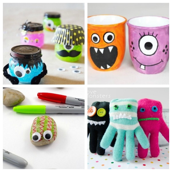 monster crafts 3