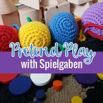 Exercise your imagination - Pretend play with Spielgaben