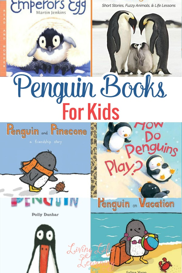 Penguin Books for Kids