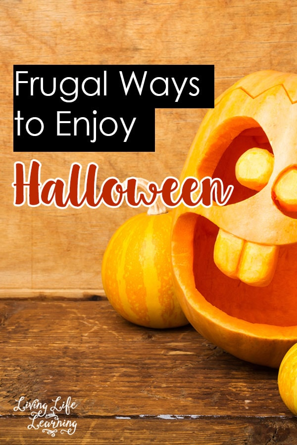 Do you need some fun and frugal ways to enjoy Halloween this year? Try one of these ideas so you don't miss out on all of the fall fun.