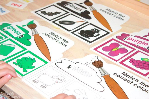 Enjoying learning is important, especially at this young age. So, for our unit on colors, we will share with you this set of awesome color sorting activities for preschoolers.