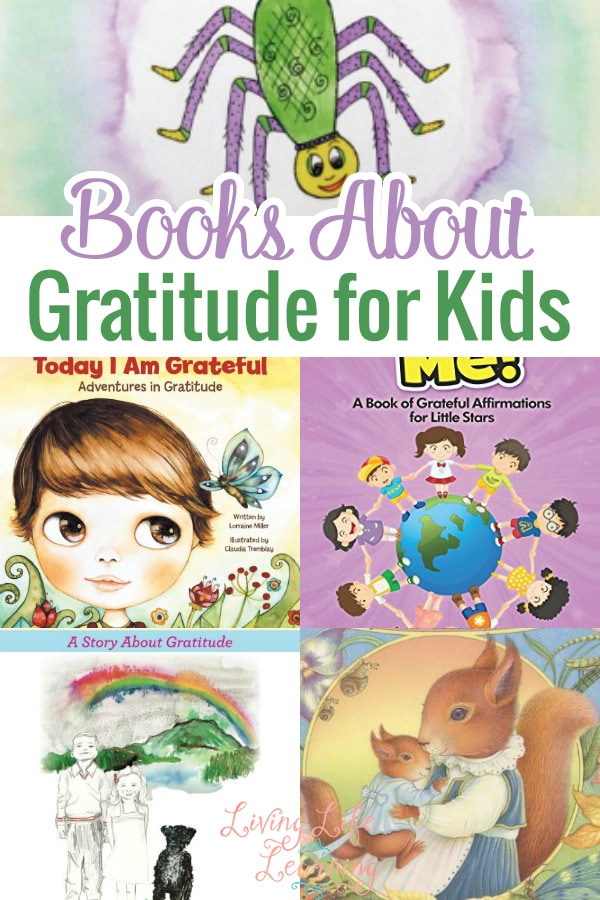 Books about Gratitude for Kids