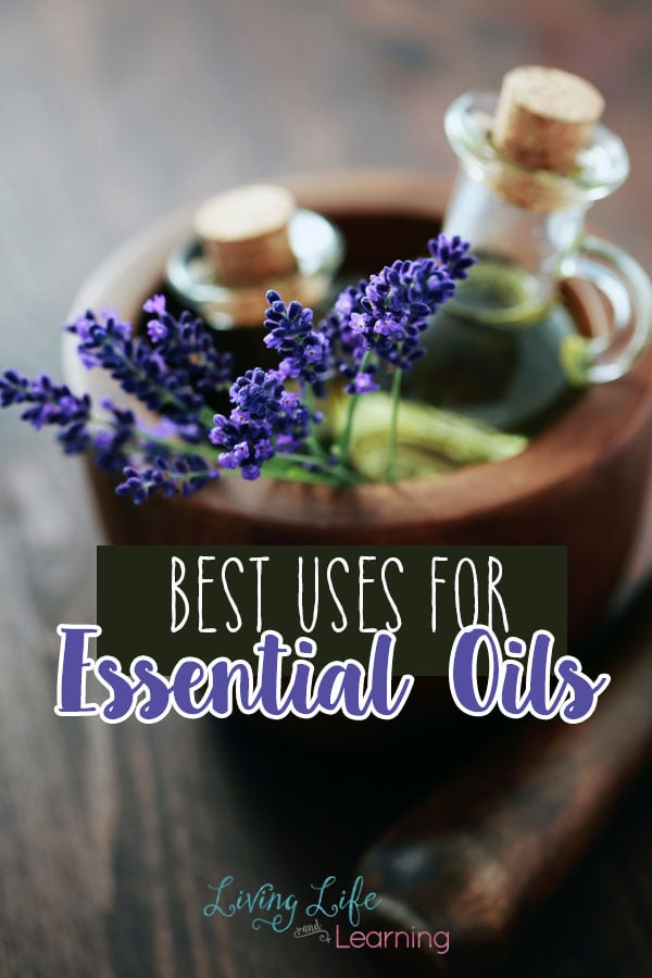 What are the best uses for essential oils? With so many options these are my favorites and go to for our home remedies.