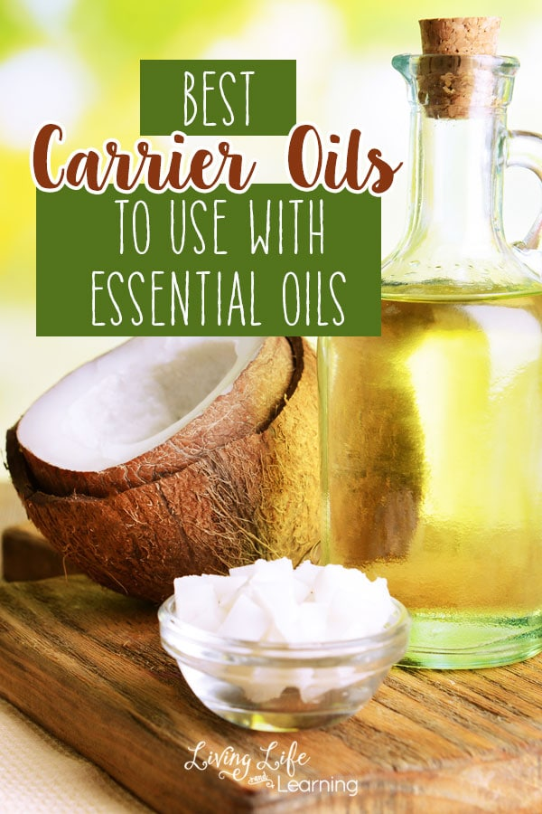 Best Carrier Oils to Use with Essential Oils